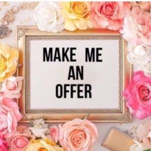 💖💝💜 Make me an offer I can't refuse 😃🌷🌸🌹🌺